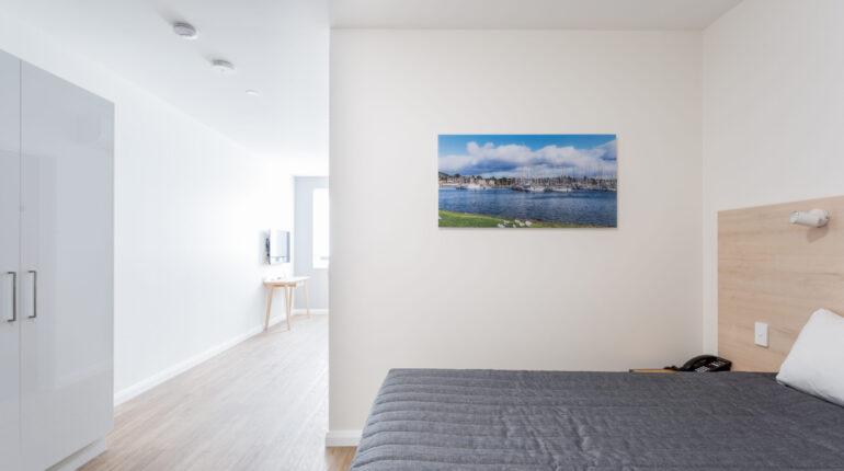 Superior Apartment Bedroom