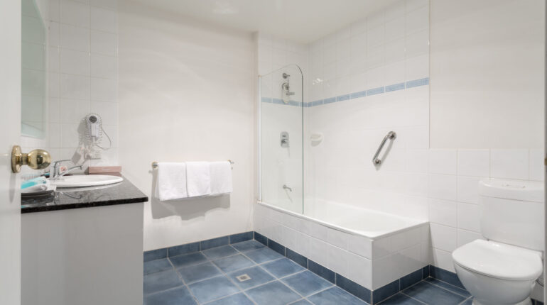 Superior Queen Bathroom